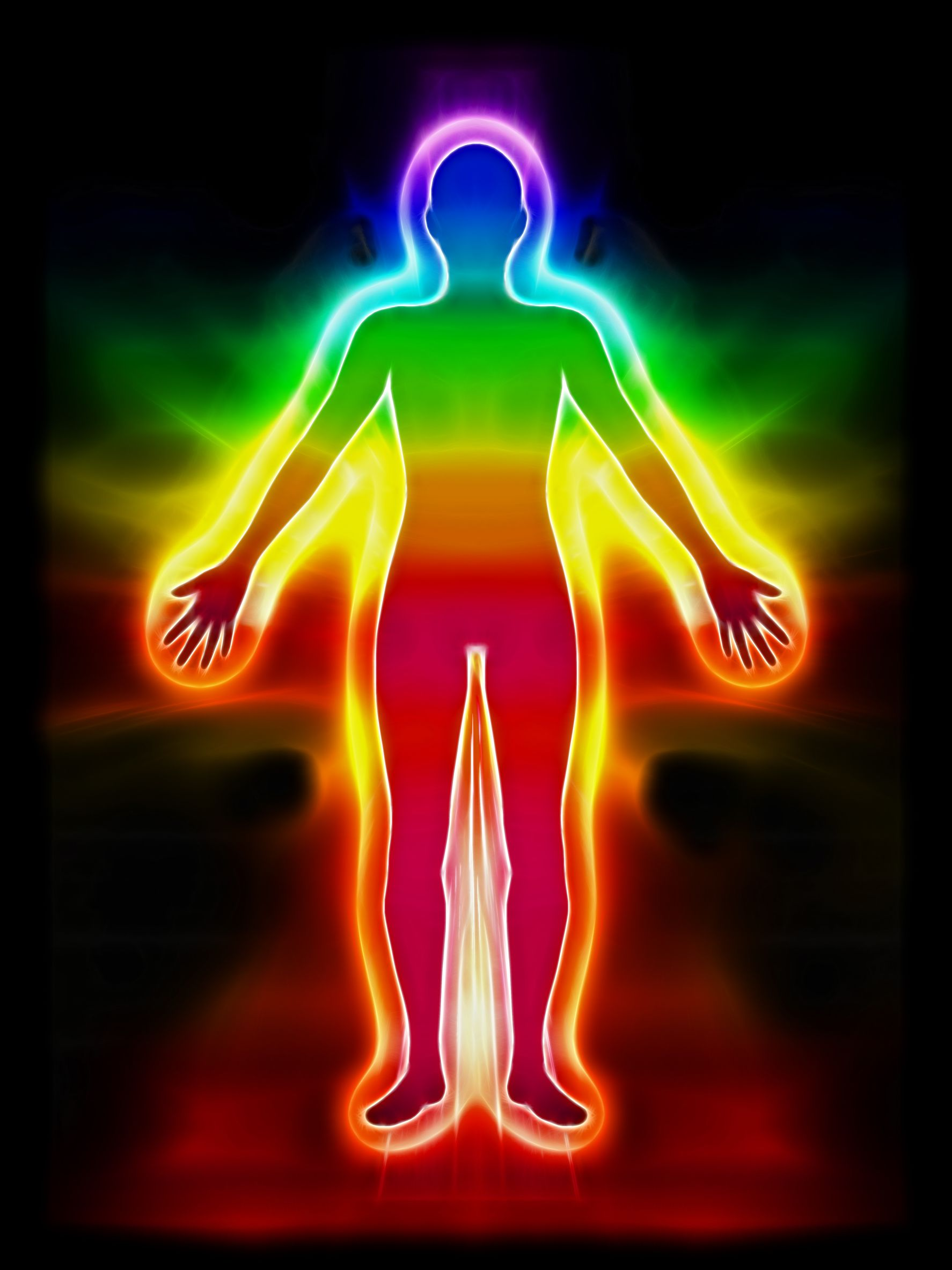 Aura Readings with Kim of Universal Energies